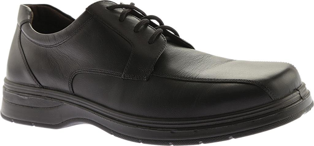 Men's Naot Mark, Black Leather, large, image 1