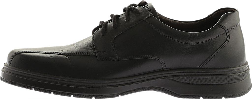 Men's Naot Mark, Black Leather, large, image 3