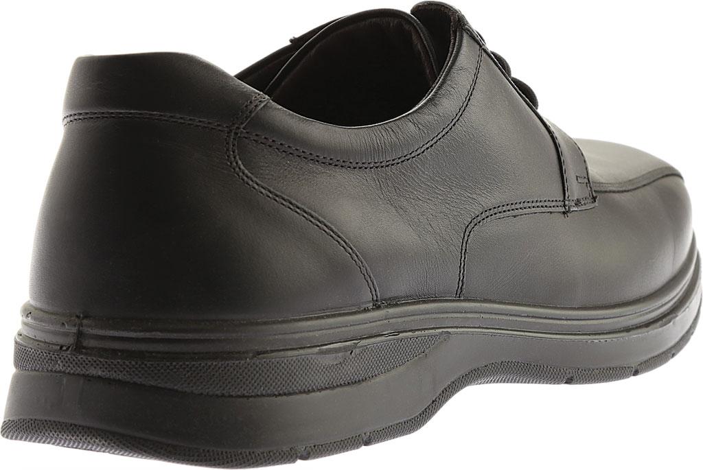 Men's Naot Mark, Black Leather, large, image 4
