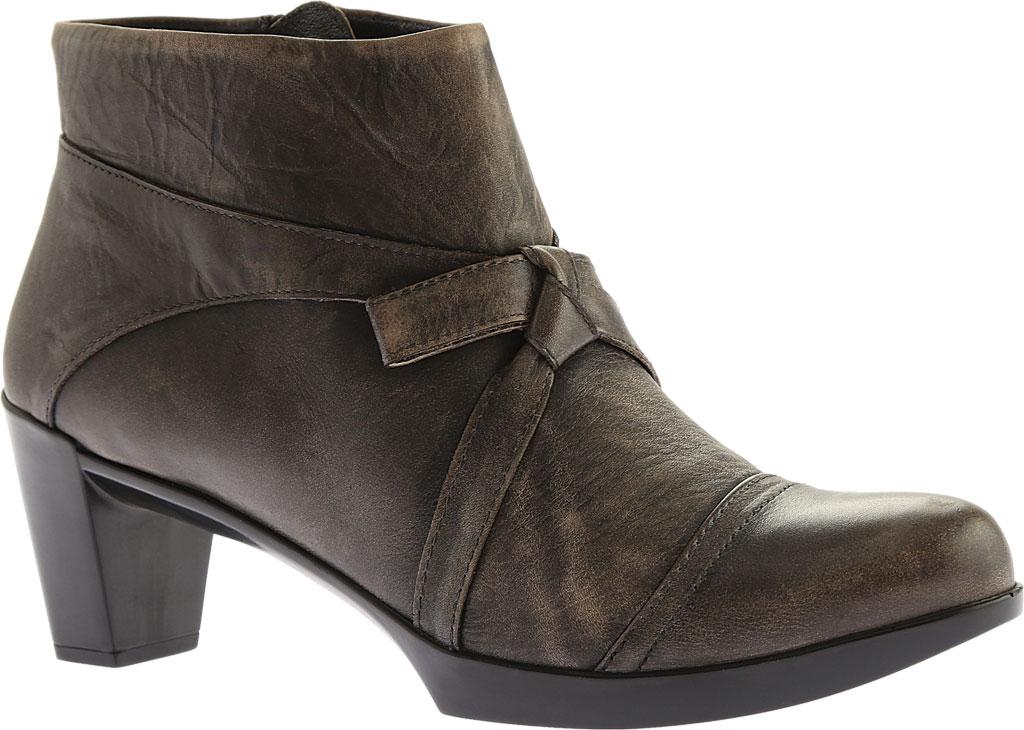 Women's Naot Vistoso, Vintage Grey Leather, large, image 1