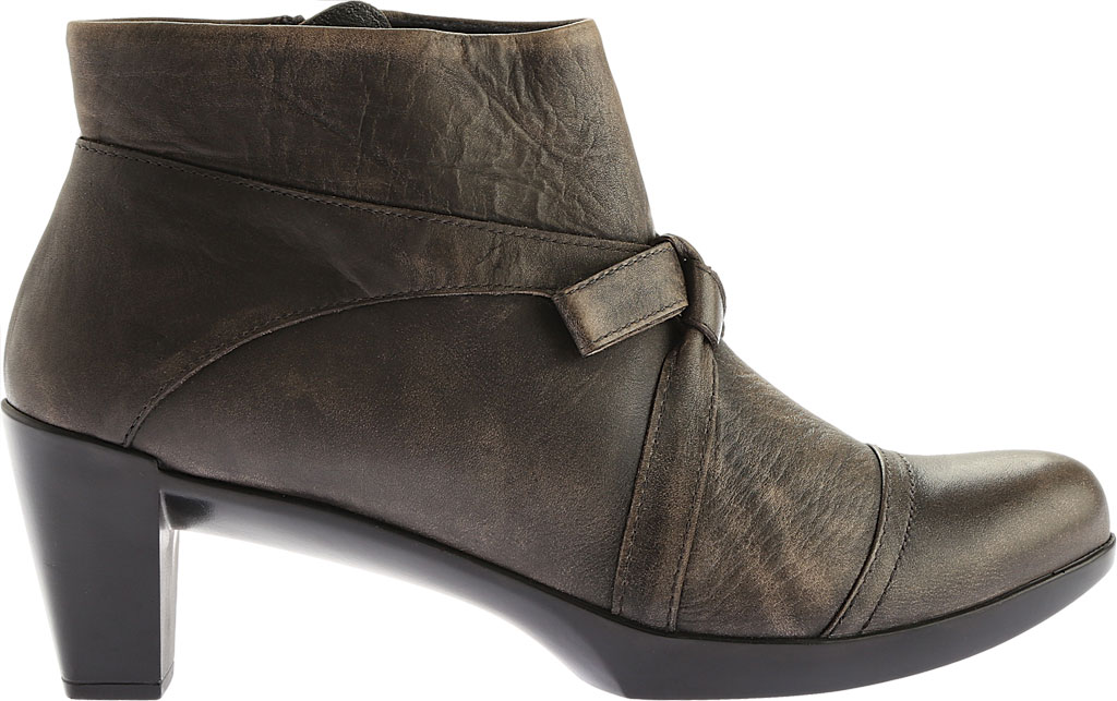 Women's Naot Vistoso, Vintage Grey Leather, large, image 2