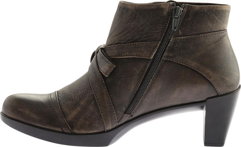 Women's Naot Vistoso, Vintage Grey Leather, large, image 3