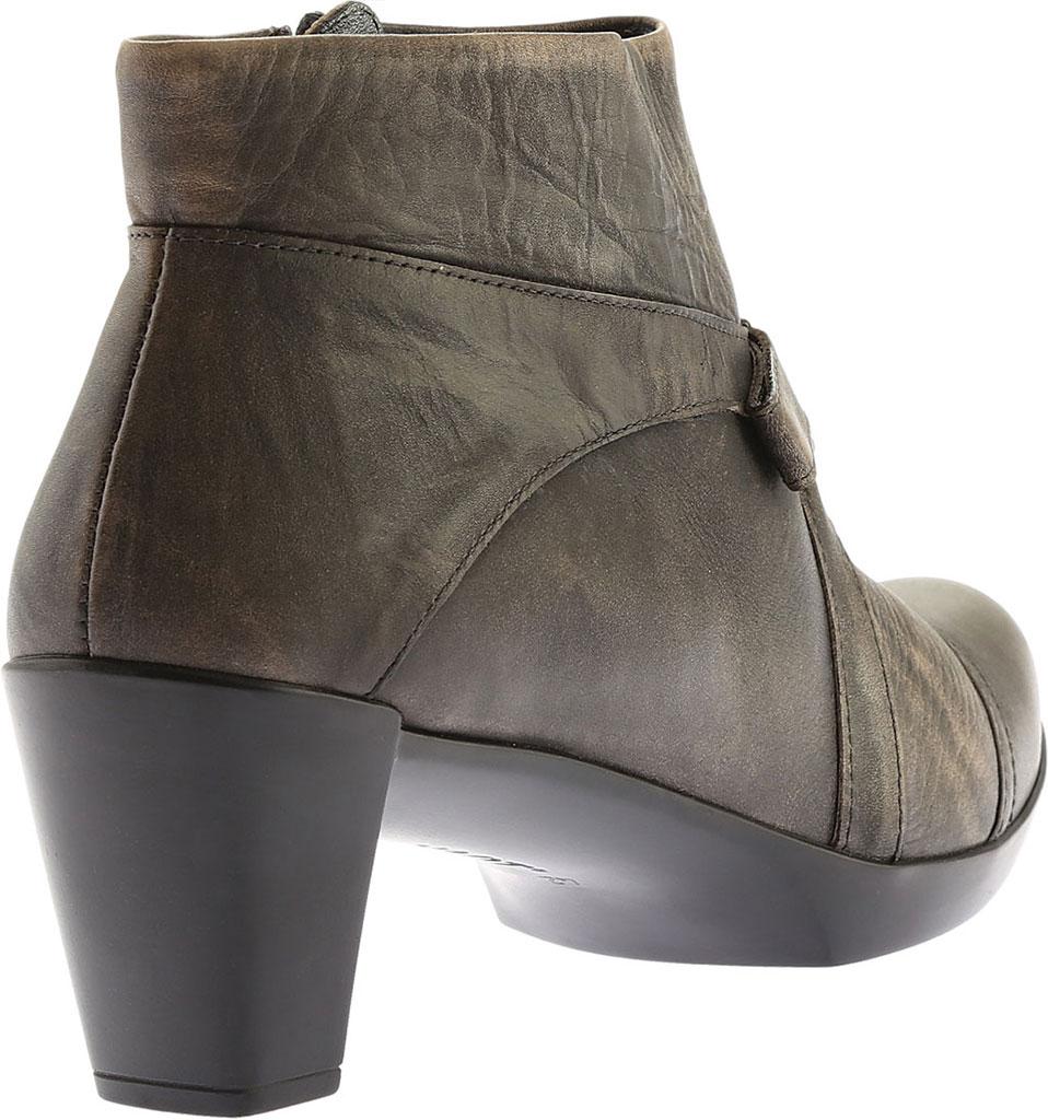 Women's Naot Vistoso, Vintage Grey Leather, large, image 4