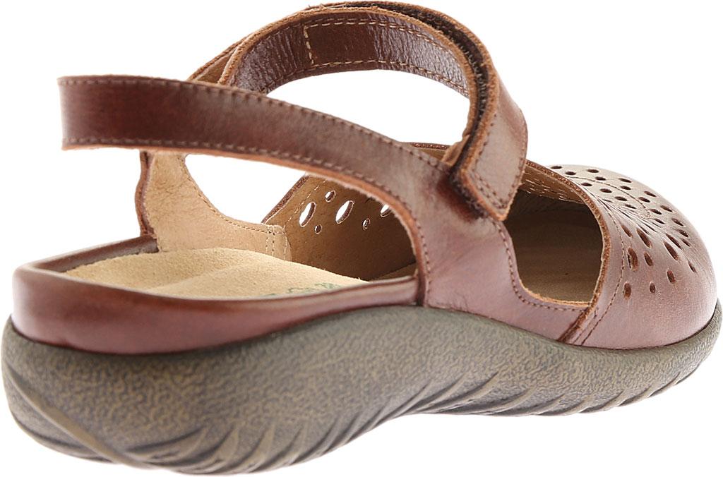Women's Naot Arataki, Cinnamon Leather, large, image 4