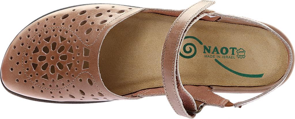 Women's Naot Arataki, Arizona Tan Leather, large, image 5