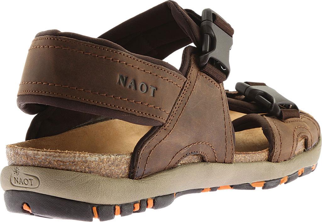Men's Naot Explorer, Bison Leather, large, image 4