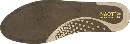 Women's Naot Aura Footbeds, Aura Gold, large, image 1