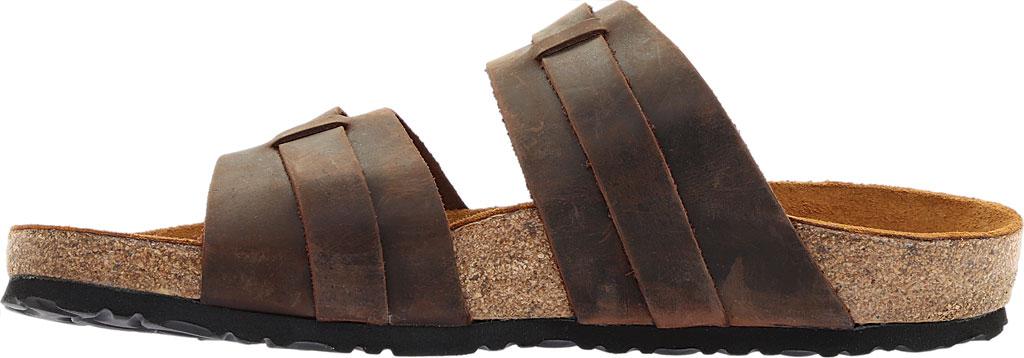 Men's Naot Santa Cruz Sandal, Crazy Horse Leather, large, image 3
