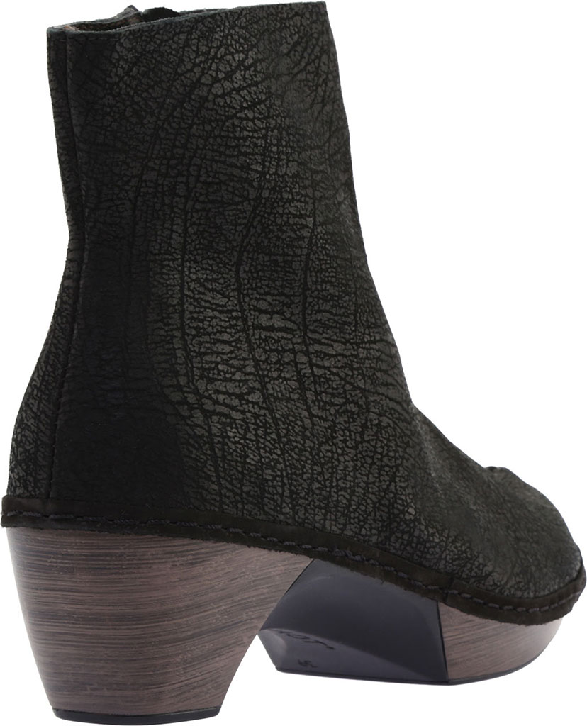 Women's Naot Almeria Ankle Boot, Brown Croc Leather, large, image 4