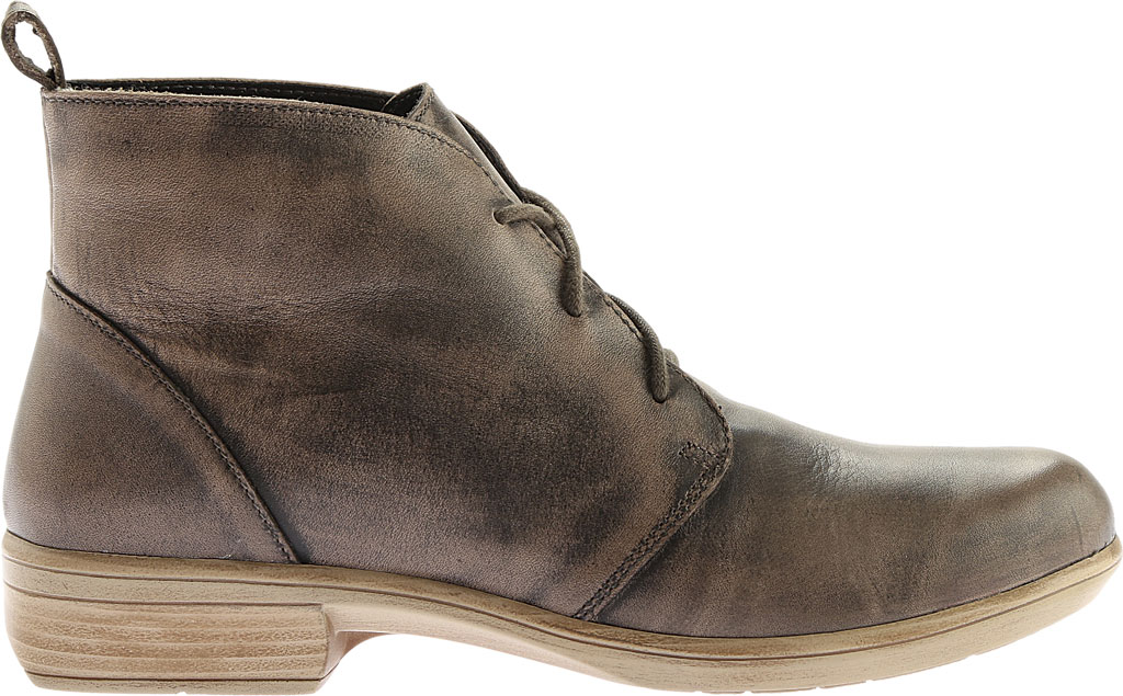 Women's Naot Levanto Lace Up Ankle Boot, Vintage Grey Leather, large, image 2
