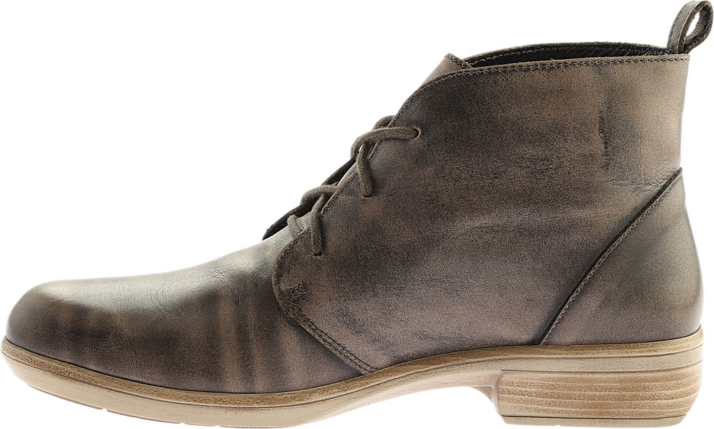 Women's Naot Levanto Lace Up Ankle Boot, Vintage Grey Leather, large, image 3