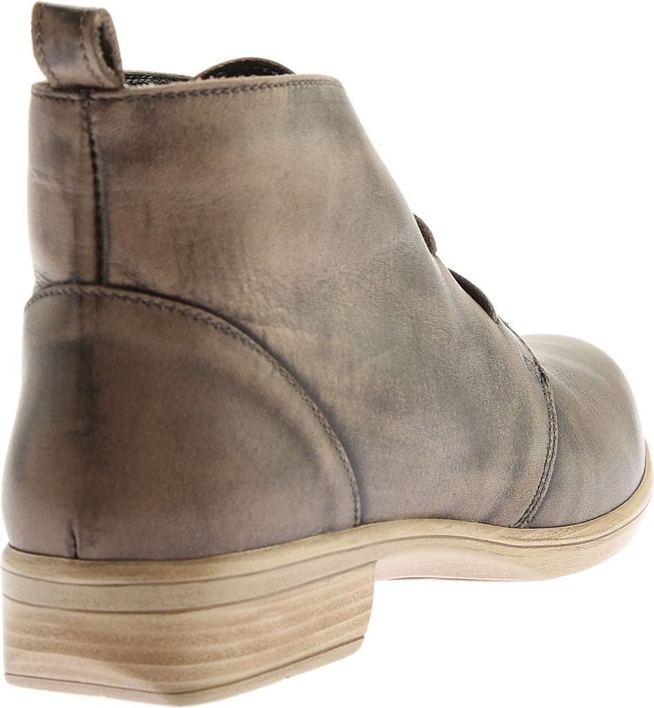 Women's Naot Levanto Lace Up Ankle Boot, Vintage Grey Leather, large, image 4