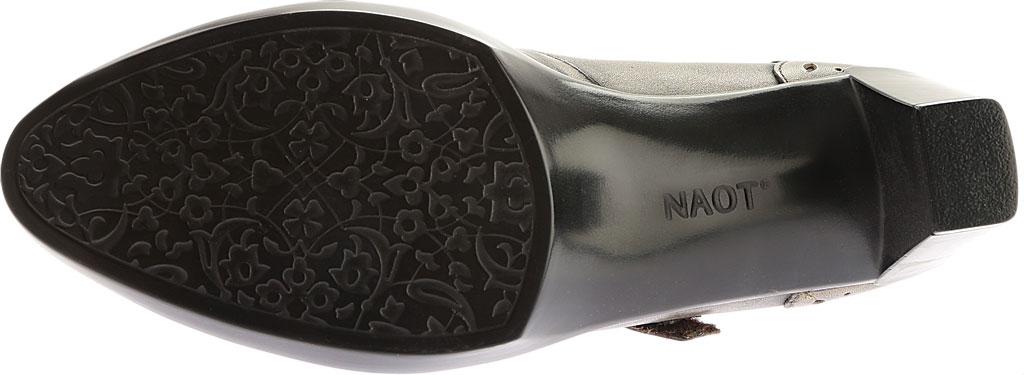 Women's Naot Amato Heeled Mary Jane, Vintage Grey Leather, large, image 6