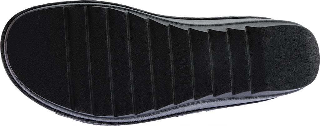Women's Naot Begonia Ankle Strap Sandal, Blue Velvet Suede/Polar Sea/Navy/Ink Leather, large, image 6