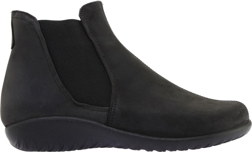 Women's Naot Remana Chelsea Boot, Oily Coal Nubuck, large, image 2