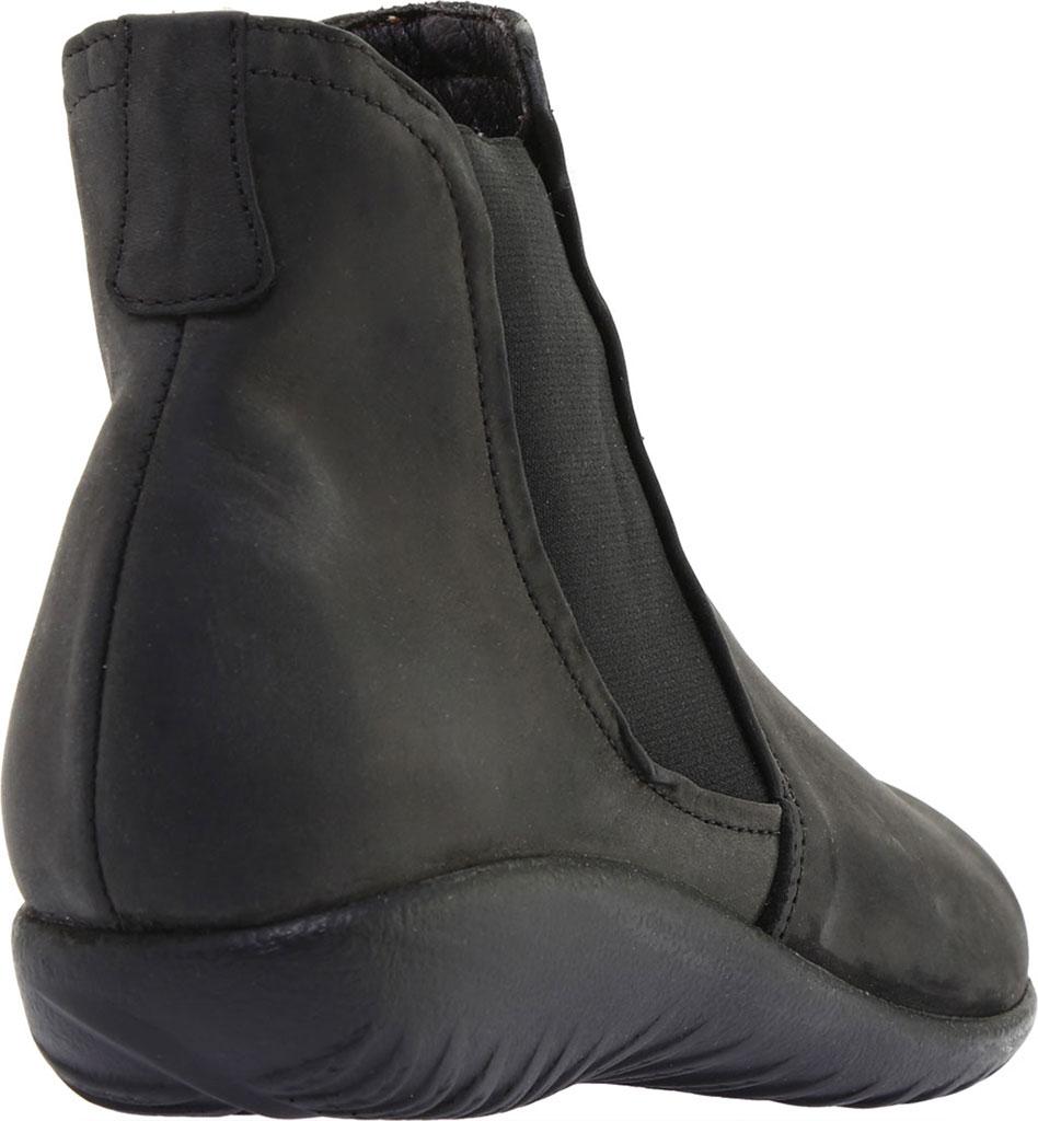 Women's Naot Remana Chelsea Boot, Oily Coal Nubuck, large, image 4