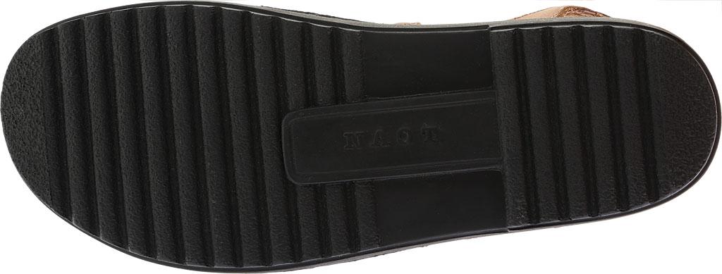 Women's Naot Enid Flat Sandal, Latte Brown Leather, large, image 6