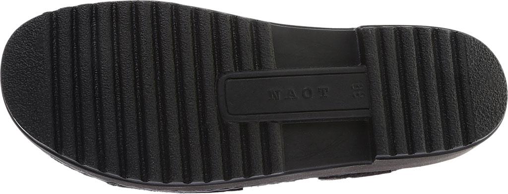 Women's Naot Enid Flat Sandal, Vintage Slate Leather, large, image 6