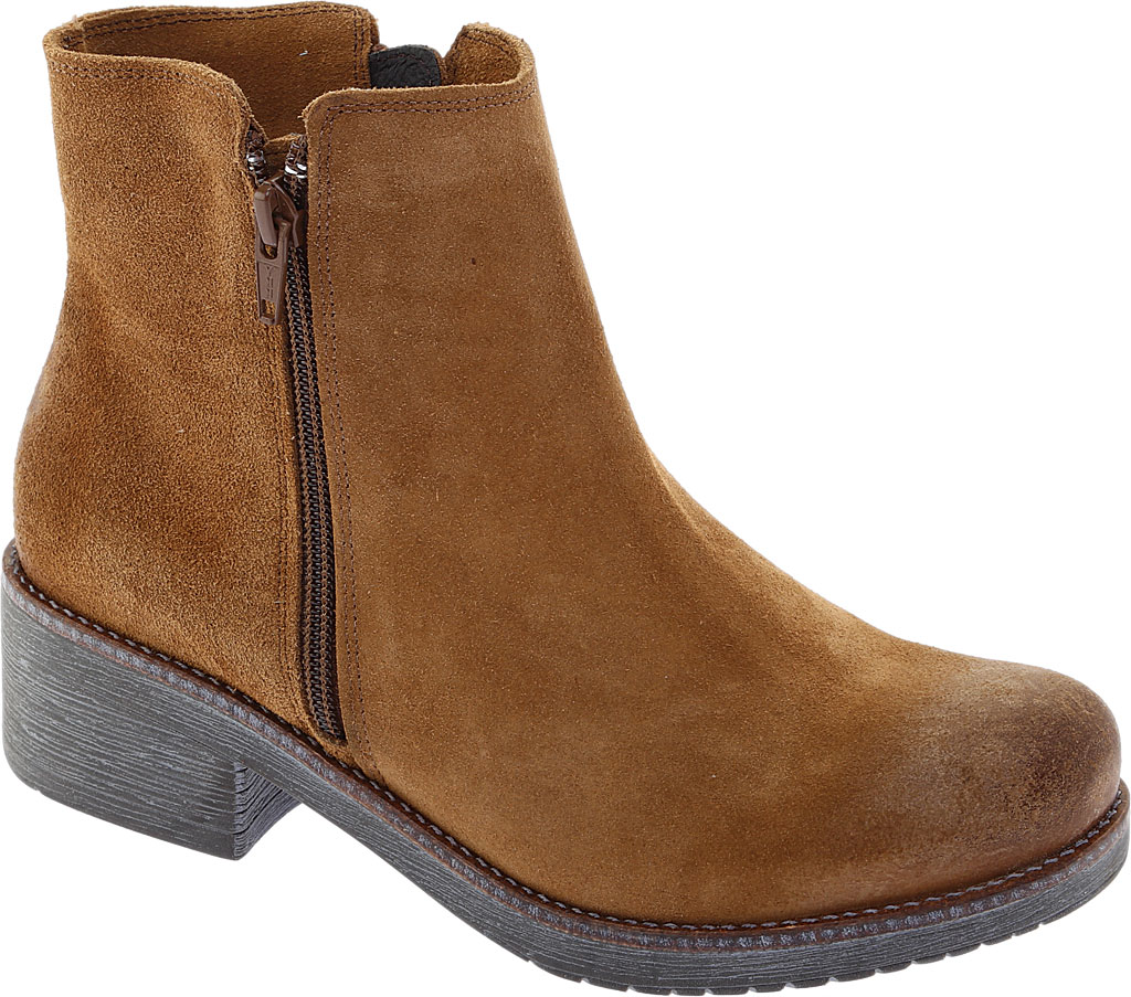 Women's Naot Wander Ankle Boot, Brushed Desert Suede, large, image 1