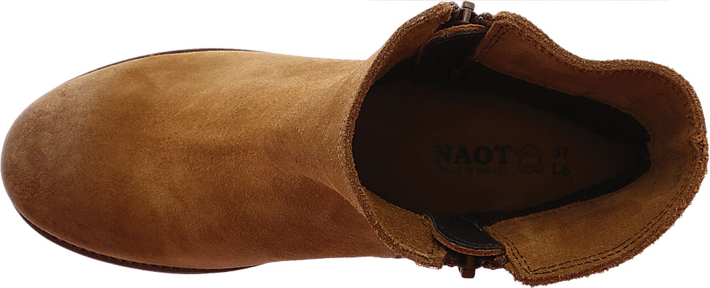 Women's Naot Wander Ankle Boot, Brushed Desert Suede, large, image 5