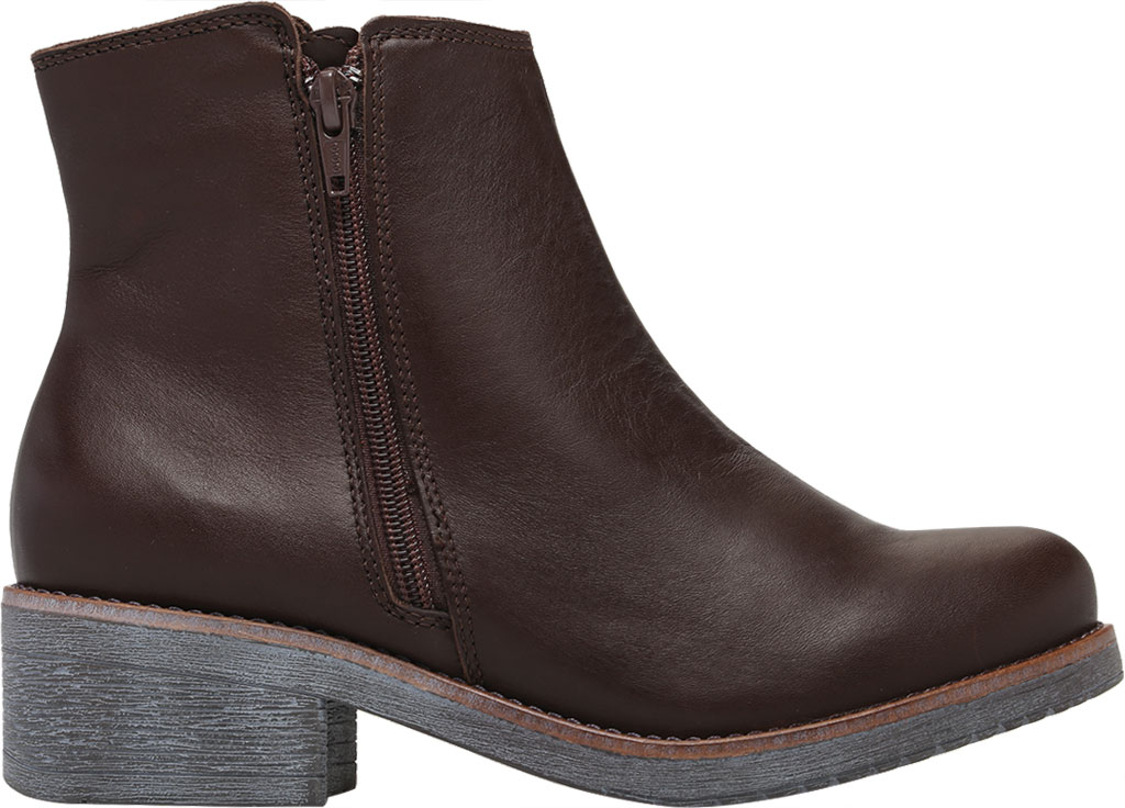 Women's Naot Wander Ankle Boot, Water Resistant Brown Leather, large, image 2