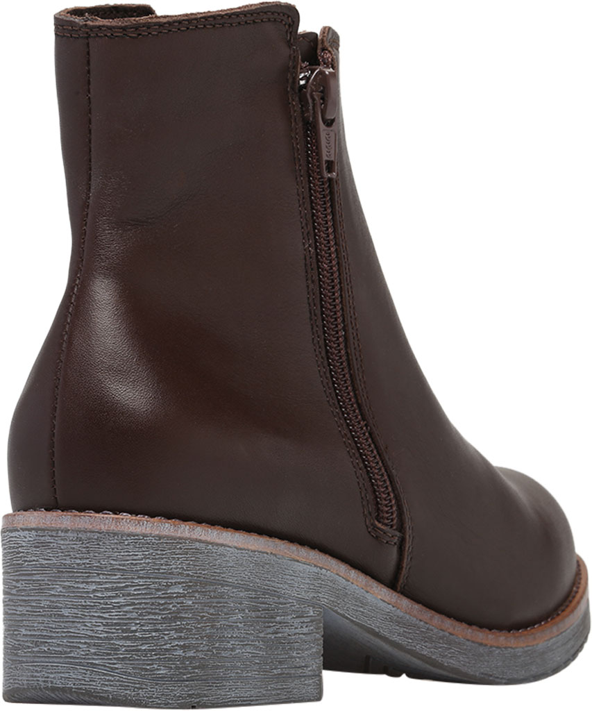 Women's Naot Wander Ankle Boot, Water Resistant Brown Leather, large, image 4