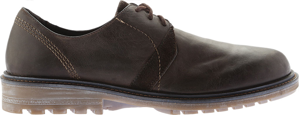 Men's Naot Lindi Oxford, Vintage Fog/Hash Leather/Suede, large, image 2