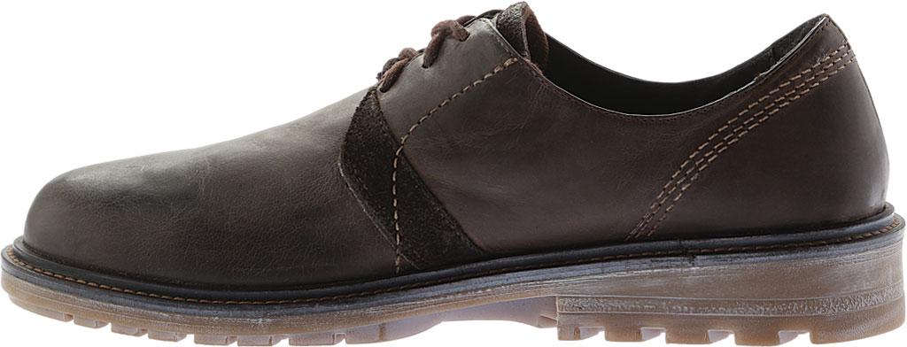 Men's Naot Lindi Oxford, Vintage Fog/Hash Leather/Suede, large, image 3