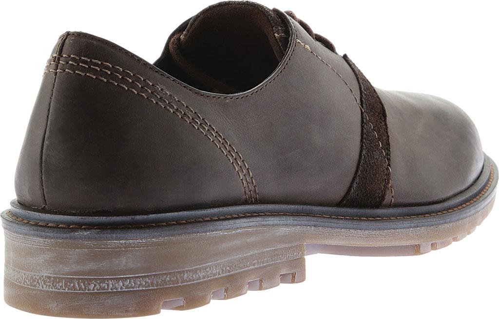 Men's Naot Lindi Oxford, Vintage Fog/Hash Leather/Suede, large, image 4