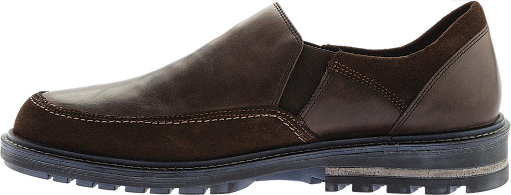 Men's Naot Pemba Slip On Shoe, Vintage Fog/Hash Leather/Suede, large, image 3