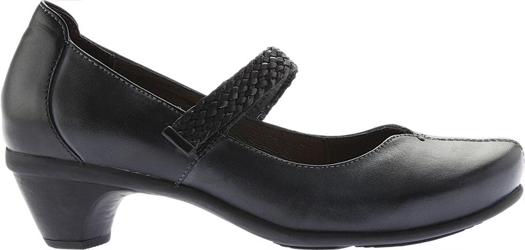 Women's Naot Forward Mary Jane, Vintage Ash/Black Leather, large, image 2