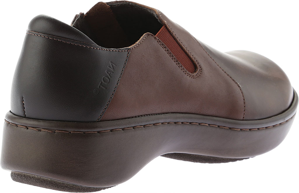 Women's Naot Lenok Slip On Shoe, Brown Combo Leather, large, image 4