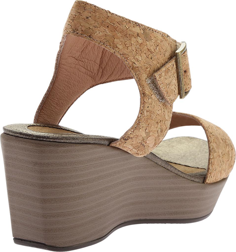Women's Naot Caprice Wedge Sandal, Cork Leather, large, image 4