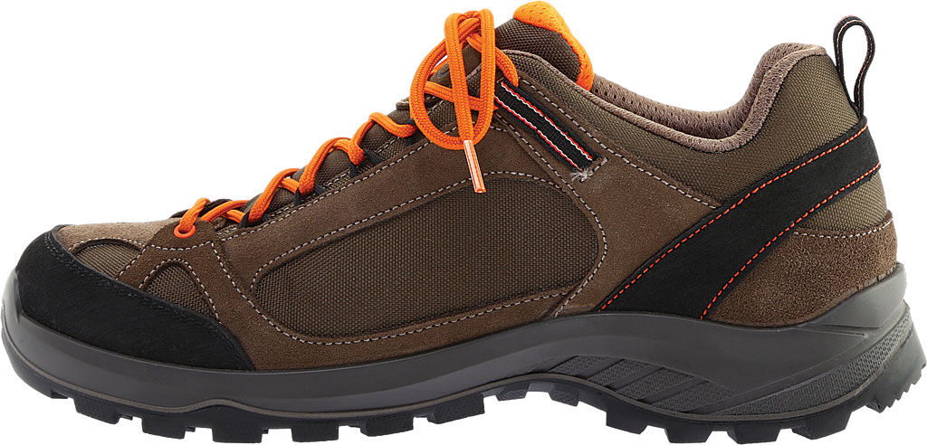 Men's Naot Route Trail Shoe, Brown/Tan/Black Polyester/Nylon, large, image 3