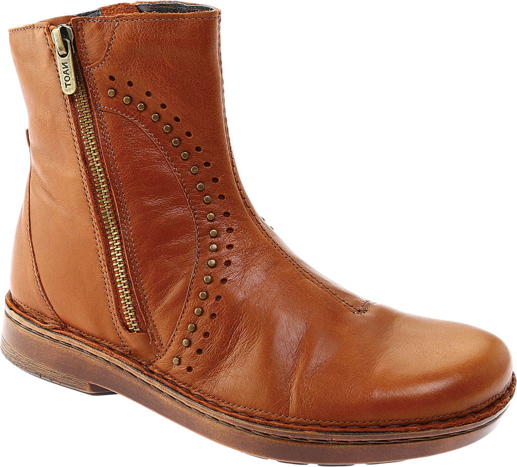 Women's Naot Cetona Bootie, Soft Maple Smooth Leather, large, image 1
