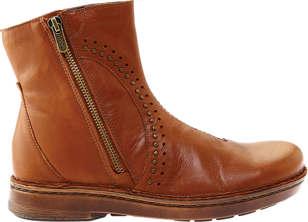 Women's Naot Cetona Bootie, Soft Maple Smooth Leather, large, image 2