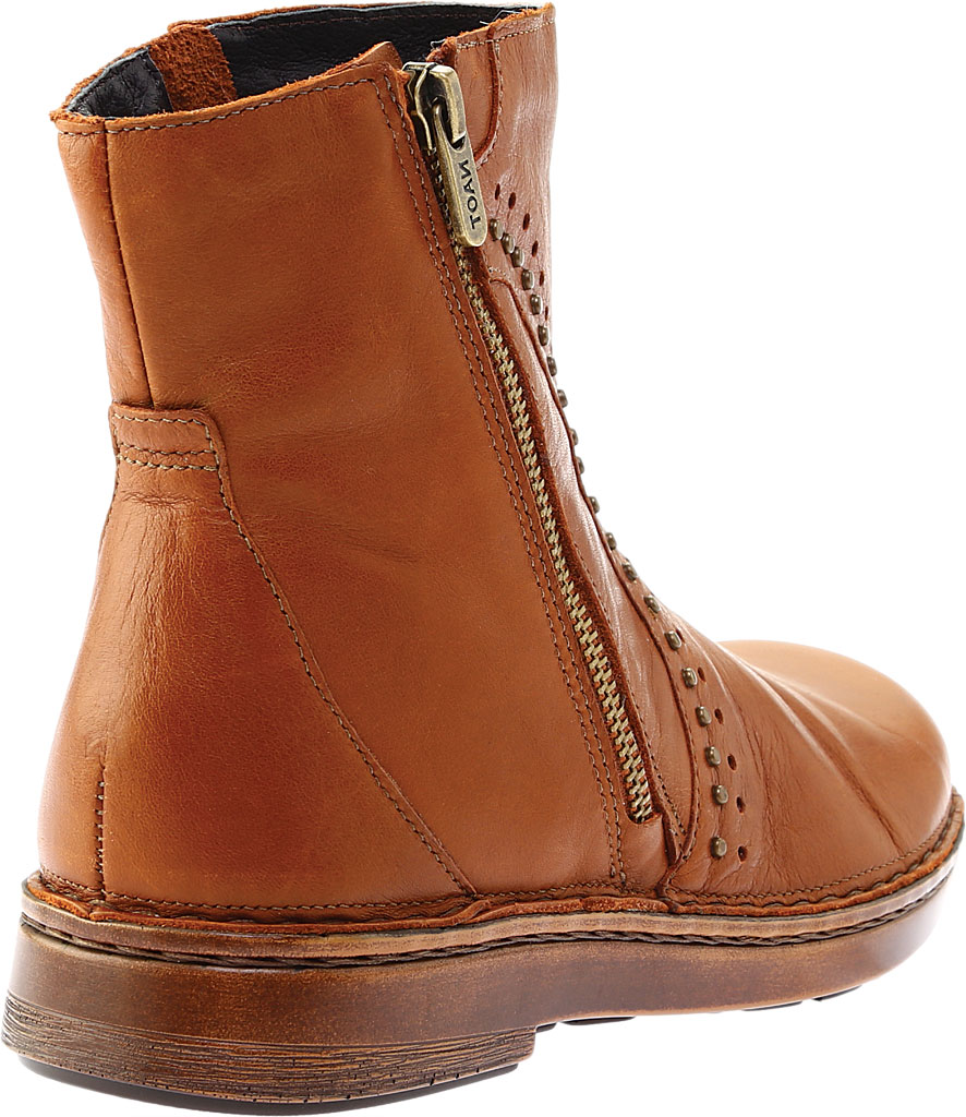 Women's Naot Cetona Bootie, Soft Maple Smooth Leather, large, image 4