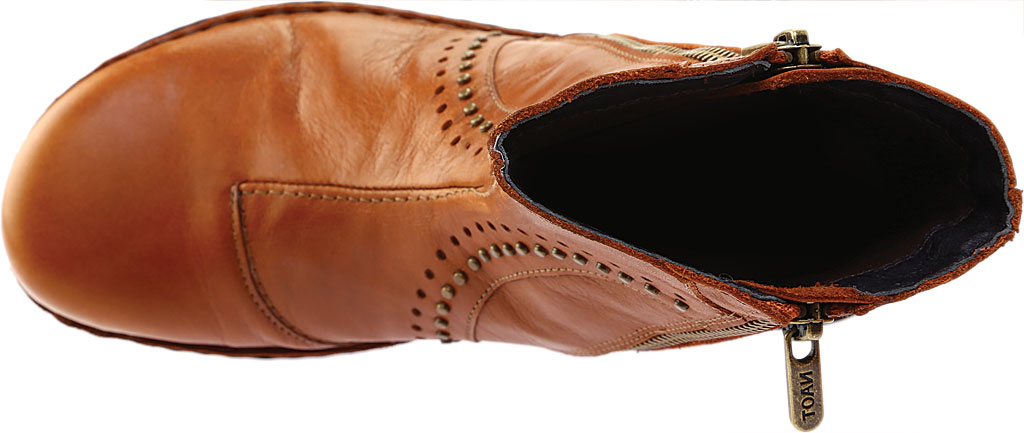 Women's Naot Cetona Bootie, Soft Maple Smooth Leather, large, image 5