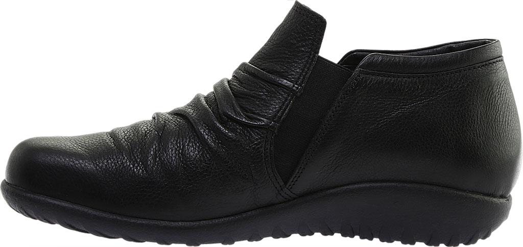 Women's Naot Terehu Slip On, Soft Black Leather, large, image 3