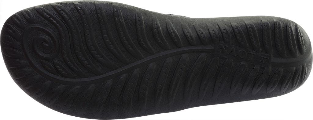 Women's Naot Terehu Slip On, Soft Black Leather, large, image 6