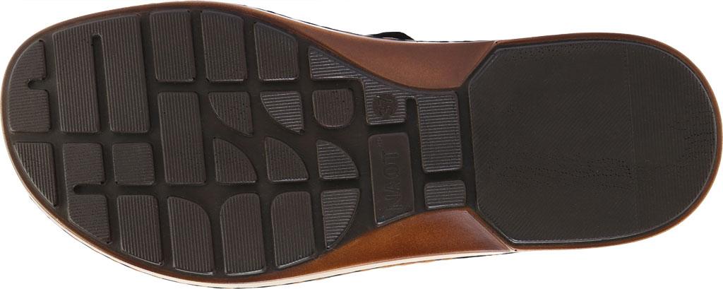 Women's Naot Lamego Strappy Sandal, Soft Black Leather, large, image 6