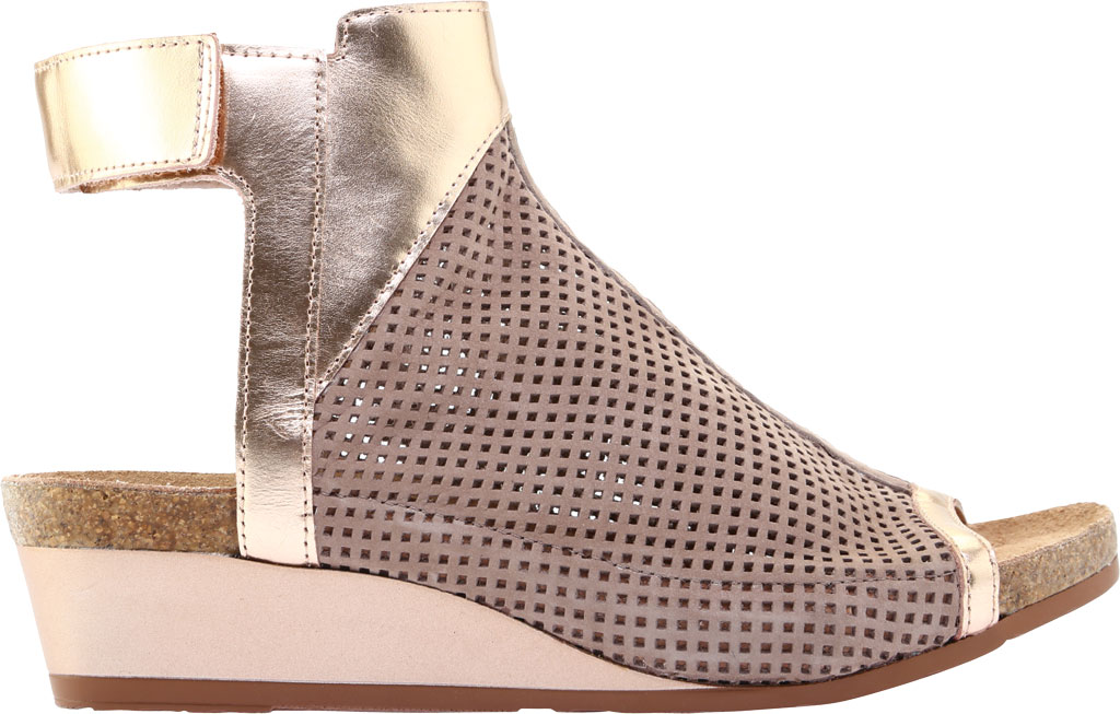 Women's Naot Oz Perforated Wedge Sandal, , large, image 2