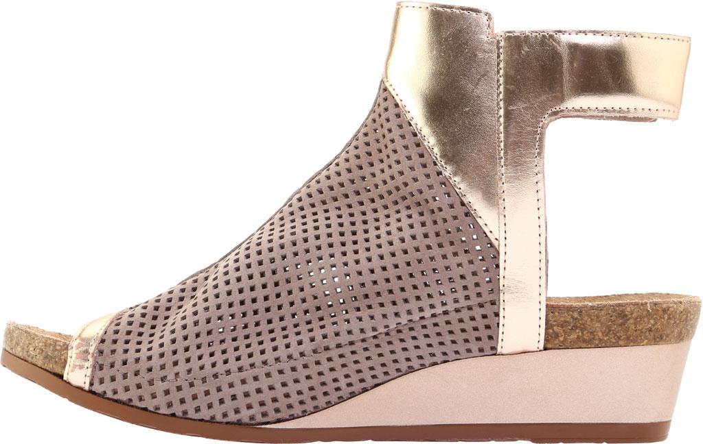 Women's Naot Oz Perforated Wedge Sandal, , large, image 3