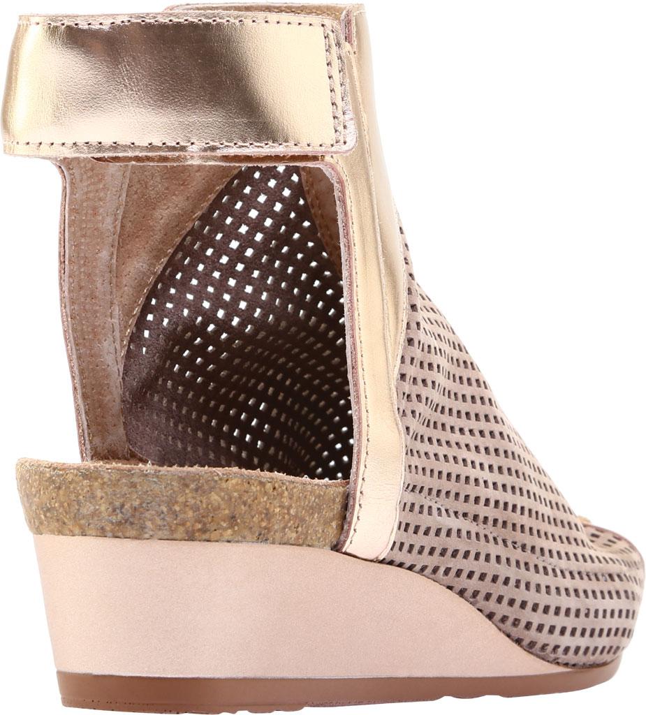 Women's Naot Oz Perforated Wedge Sandal, , large, image 4