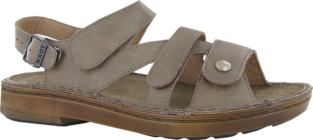 Women's Naot Fleur Strappy Slingback Sandal, Soft Stone Leather, large, image 1