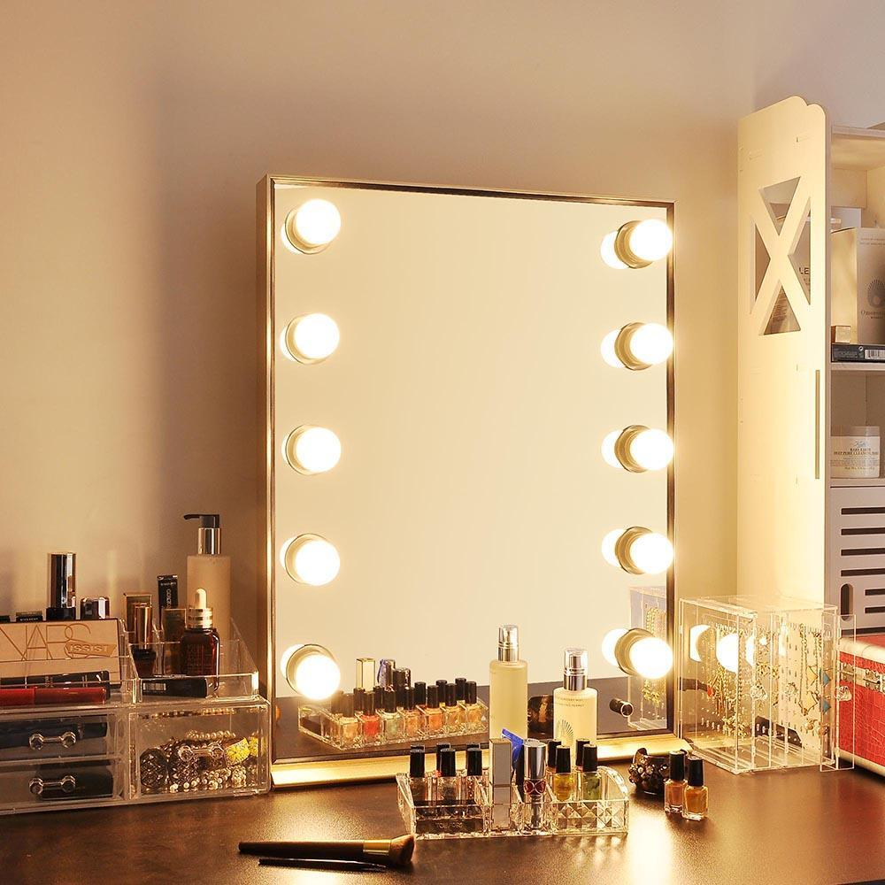 hollywood vanity mirror, makeup mirror, yescomusa, beauty wholesale distributors