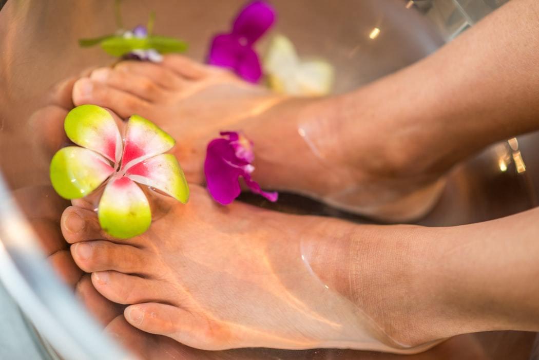 foot bath, yescomusa, detox bath