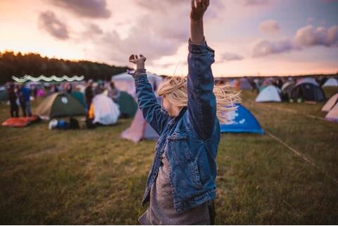 dancing camp