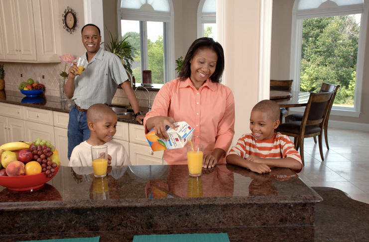 yescomusa, healthy home, family time