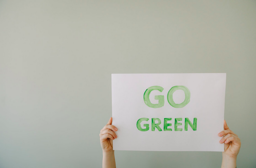 go green, wholesale products